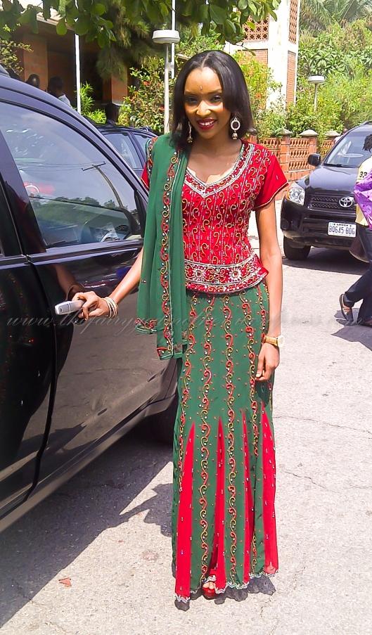 Modern Sari